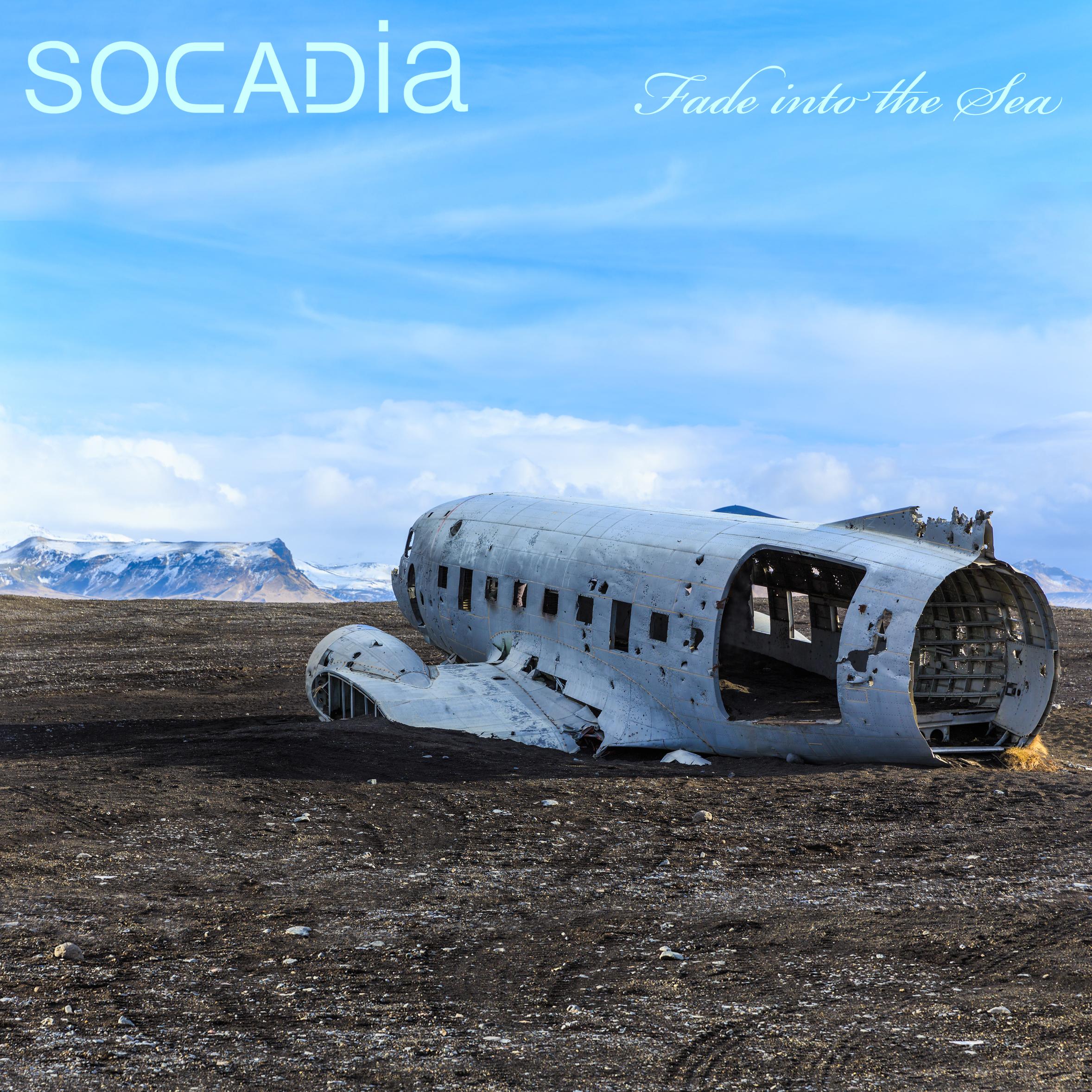 "Socadia » Blog Archive » SOCADIA-""Fade into the Sea"" now available"